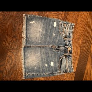 GAP Bottoms - Girls Gap denim skirt